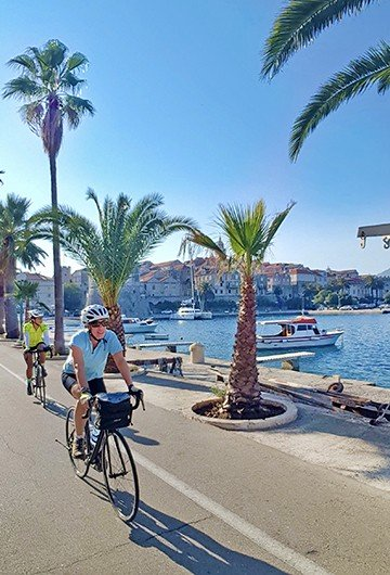 Cycling Croatia The Best Croatia Cycling Tours